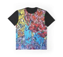 GRAFFITI ART Graphic T-Shirt