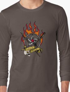 Hell's Bells tattoo Long Sleeve T-Shirt