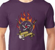 Hell's Bells tattoo Unisex T-Shirt