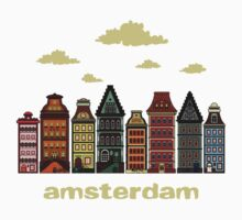 Amsterdam One Piece - Long Sleeve