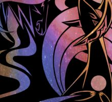 Darkrai and Cresselia - The Moon Sticker