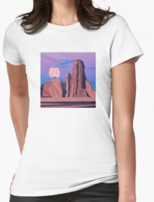 My Nature Collection No. 45 Womens Fitted T-Shirt