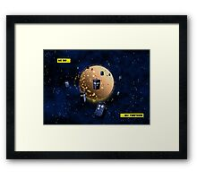 Gallifrey Stands! Framed Print