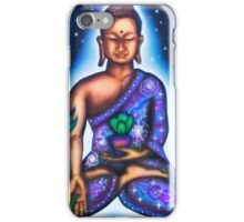 Cosmic Medicine Buddha iPhone Case/Skin