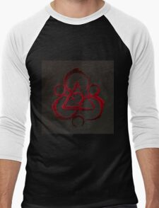 COHEED & CAMBRIA RED SYMBOL BEST Men's Baseball ¾ T-Shirt