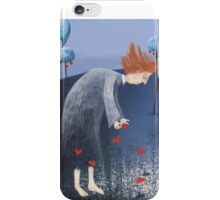 Sowing the Seeds of Love iPhone Case/Skin