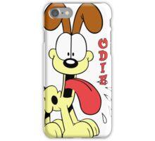 Odie Garfield iPhone Case/Skin