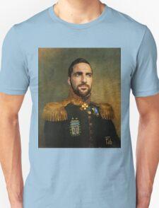 Sir Gonzalo Higuain Earl of Naples Unisex T-Shirt