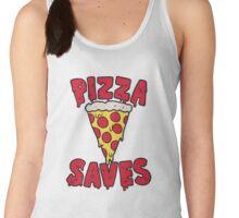 Pizza Saves Women's Tank Top