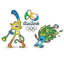 Rio 2016 Photographic Print