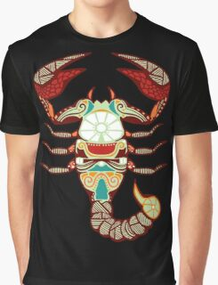 Scorpio Graphic T-Shirt