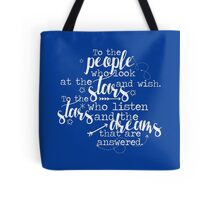 Rhysand and Feyre ACOMAF (Blue) Tote Bag