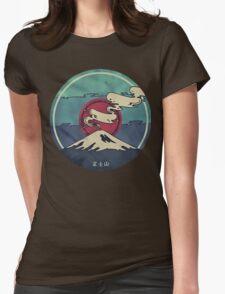 fuji Womens Fitted T-Shirt