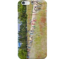 Bicycle Graveyard iPhone Case/Skin