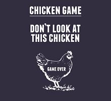Chicken Game T-Shirt | Funny Chicken Joke Unisex T-Shirt