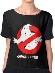 ghostbusters Chiffon Top