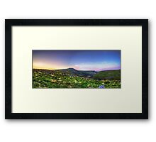 Tavy Cleave Framed Print