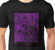 USGS TOPO Map Alabama AL Elmore 305560 1959 62500 Inverted Unisex T-Shirt