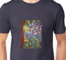 Metallic Florals Unisex T-Shirt