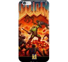 DOOM Modern Classic iPhone Case/Skin