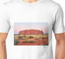 Uluru Sunset Unisex T-Shirt