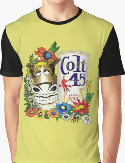 Jeff Spicoli Colt 45 Graphic T-Shirt