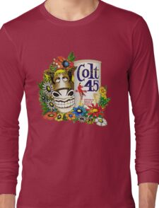 Jeff Spicoli Colt 45 Long Sleeve T-Shirt