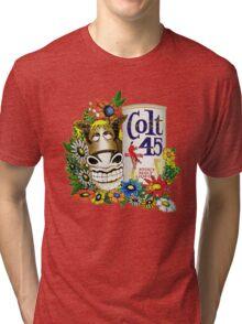 Jeff Spicoli Colt 45 Tri-blend T-Shirt