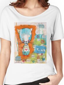 Tuna for Lunch Women's Relaxed Fit T-Shirt