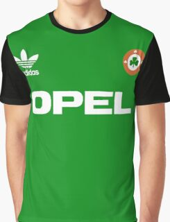 Euro 2016 Football - Republic of Ireland Graphic T-Shirt