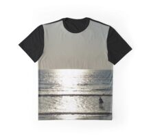 Forever Walk Towards The Sun Graphic T-Shirt