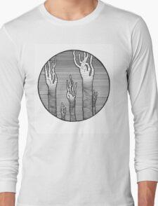 cottonwoods #2 Long Sleeve T-Shirt