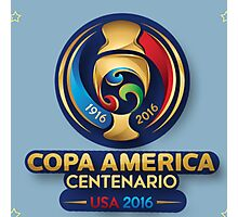 Copa America 2016 Photographic Print