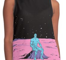 The Watchmen - Dr Manhatten Contrast Tank