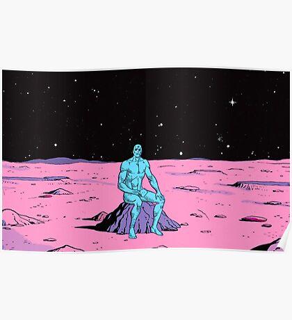The Watchmen - Dr Manhattan Poster
