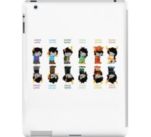 Homestuck Trolls iPad Case/Skin
