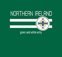 Euro 2016 Football - Northern Ireland (Green) Unisex T-Shirt