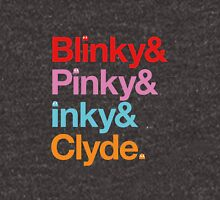 Blinky & Pinky & Inky & Clyde. Unisex T-Shirt