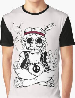 Hippy master Graphic T-Shirt