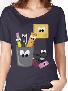 Office Supplies Women's Relaxed Fit T-Shirt