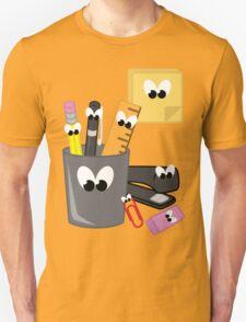 Office Supplies Unisex T-Shirt