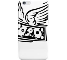 Money Wing iPhone Case/Skin