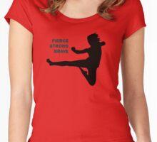 Fierce  Women's Fitted Scoop T-Shirt