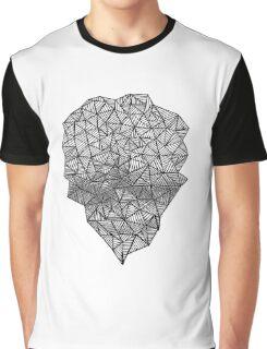 Black Heart Graphic T-Shirt