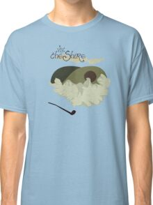 The Shire Vintage Travel Poster Classic T-Shirt