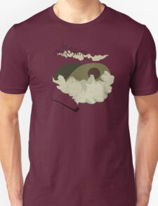 The Shire Vintage Travel Poster Unisex T-Shirt