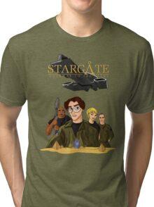Dίsney SG1 Tri-blend T-Shirt