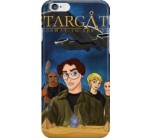 Dίsney SG1 iPhone Case/Skin