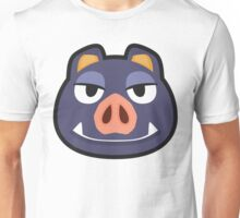 BORIS ANIMAL CROSSING Unisex T-Shirt