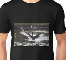 Clear The Runaway, The Cygnets Are Flying Unisex T-Shirt